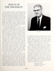 Page 17, 1963 Edition, Duke University School of Medicine - Aesculapian Yearbook (Durham, NC) online yearbook collection