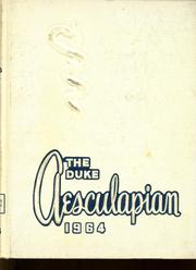 1964 Edition, Duke University School of Medicine - Aesculapian Yearbook (Durham, NC)