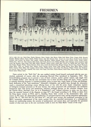 Page 70, 1967 Edition, Duke University School of Medicine - Aesculapian Yearbook (Durham, NC) online yearbook collection
