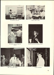 Page 71, 1967 Edition, Duke University School of Medicine - Aesculapian Yearbook (Durham, NC) online yearbook collection