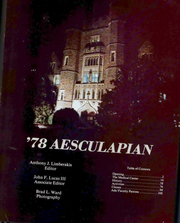 Page 7, 1978 Edition, Duke University School of Medicine - Aesculapian Yearbook (Durham, NC) online yearbook collection