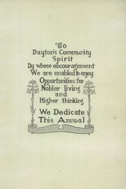 Page 11, 1920 Edition, Stivers High School - Annual Yearbook (Dayton, OH) online yearbook collection