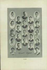 Page 14, 1920 Edition, Stivers High School - Annual Yearbook (Dayton, OH) online yearbook collection