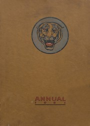 Stivers High School - Annual Yearbook (Dayton, OH) online yearbook collection, 1921 Edition, Page 1