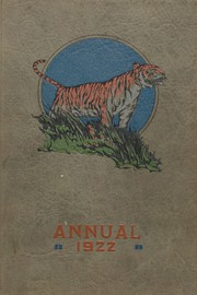 Stivers High School - Annual Yearbook (Dayton, OH) online yearbook collection, 1922 Edition, Page 1