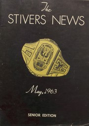 Stivers High School - Annual Yearbook (Dayton, OH) online yearbook collection, 1963 Edition, Page 1