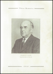 Page 11, 1938 Edition, Taylor High School - Thiso Memoirs Yearbook (Cleves, OH) online yearbook collection