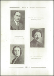 Page 14, 1938 Edition, Taylor High School - Thiso Memoirs Yearbook (Cleves, OH) online yearbook collection