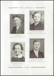 Page 15, 1938 Edition, Taylor High School - Thiso Memoirs Yearbook (Cleves, OH) online yearbook collection
