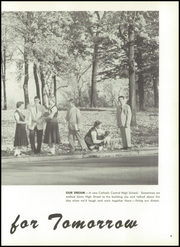 Page 13, 1957 Edition, Catholic Central High School - Spires Yearbook (Springfield, OH) online yearbook collection
