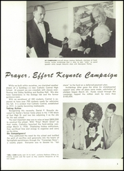 Page 9, 1957 Edition, Catholic Central High School - Spires Yearbook (Springfield, OH) online yearbook collection