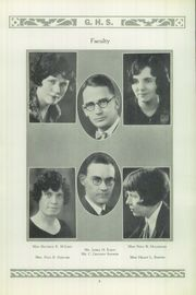 Page 12, 1926 Edition, Granville High School - Blue and White Yearbook (Granville, OH) online yearbook collection