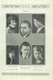 Page 13, 1926 Edition, Granville High School - Blue and White Yearbook (Granville, OH) online yearbook collection