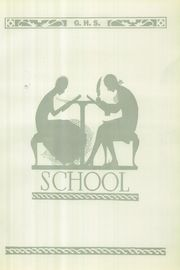 Page 9, 1926 Edition, Granville High School - Blue and White Yearbook (Granville, OH) online yearbook collection