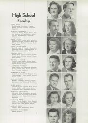Page 11, 1948 Edition, Granville High School - Blue and White Yearbook (Granville, OH) online yearbook collection