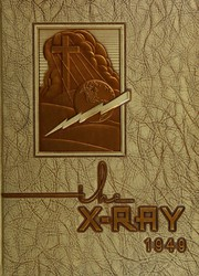 1949 Edition, St Xavier High School - X Ray Yearbook (Cincinnati, OH)