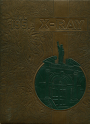 1951 Edition, St Xavier High School - X Ray Yearbook (Cincinnati, OH)