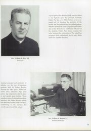 Page 17, 1953 Edition, St Xavier High School - X Ray Yearbook (Cincinnati, OH) online yearbook collection