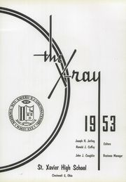 Page 5, 1953 Edition, St Xavier High School - X Ray Yearbook (Cincinnati, OH) online yearbook collection
