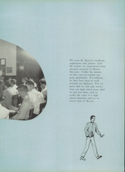 Page 10, 1954 Edition, St Xavier High School - X Ray Yearbook (Cincinnati, OH) online yearbook collection