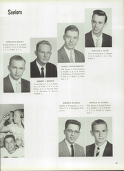 Page 2, 1954 Edition, St Xavier High School - X Ray Yearbook (Cincinnati, OH) online yearbook collection