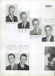 Page 5, 1954 Edition, St Xavier High School - X Ray Yearbook (Cincinnati, OH) online yearbook collection