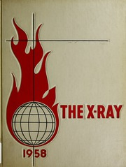 1958 Edition, St Xavier High School - X Ray Yearbook (Cincinnati, OH)