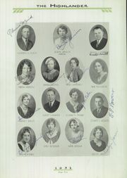 Page 14, 1931 Edition, Grandview Heights High School - Highlander Yearbook (Columbus, OH) online yearbook collection