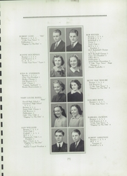 Page 17, 1939 Edition, Grandview Heights High School - Highlander Yearbook (Columbus, OH) online yearbook collection