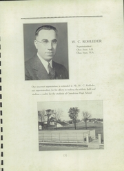 Page 9, 1939 Edition, Grandview Heights High School - Highlander Yearbook (Columbus, OH) online yearbook collection