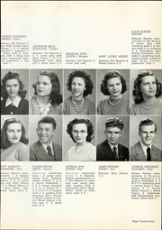 Page 29, 1946 Edition, Grandview Heights High School - Highlander Yearbook (Columbus, OH) online yearbook collection