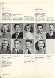 Page 30, 1946 Edition, Grandview Heights High School - Highlander Yearbook (Columbus, OH) online yearbook collection