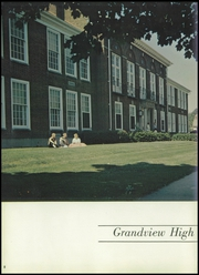 Page 12, 1959 Edition, Grandview Heights High School - Highlander Yearbook (Columbus, OH) online yearbook collection