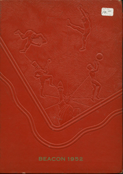 Page 1, 1952 Edition, Johnstown High School - Beacon Yearbook (Johnstown, OH) online yearbook collection