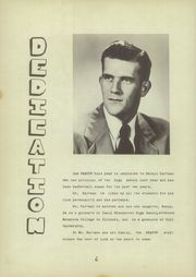 Page 10, 1952 Edition, Johnstown High School - Beacon Yearbook (Johnstown, OH) online yearbook collection
