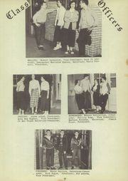 Page 11, 1952 Edition, Johnstown High School - Beacon Yearbook (Johnstown, OH) online yearbook collection