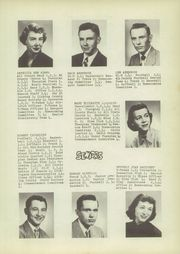 Page 13, 1952 Edition, Johnstown High School - Beacon Yearbook (Johnstown, OH) online yearbook collection