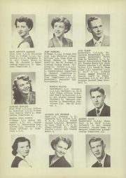 Page 14, 1952 Edition, Johnstown High School - Beacon Yearbook (Johnstown, OH) online yearbook collection