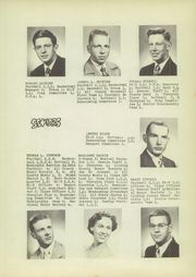 Page 15, 1952 Edition, Johnstown High School - Beacon Yearbook (Johnstown, OH) online yearbook collection