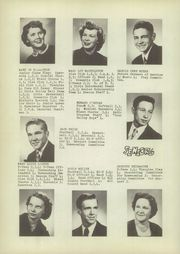 Page 16, 1952 Edition, Johnstown High School - Beacon Yearbook (Johnstown, OH) online yearbook collection