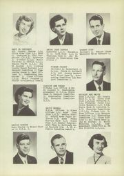 Page 17, 1952 Edition, Johnstown High School - Beacon Yearbook (Johnstown, OH) online yearbook collection
