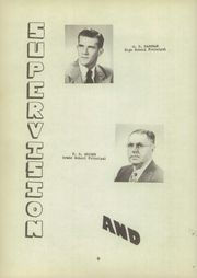 Page 8, 1952 Edition, Johnstown High School - Beacon Yearbook (Johnstown, OH) online yearbook collection