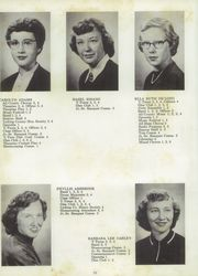 Page 14, 1953 Edition, Johnstown High School - Beacon Yearbook (Johnstown, OH) online yearbook collection