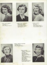 Page 16, 1953 Edition, Johnstown High School - Beacon Yearbook (Johnstown, OH) online yearbook collection