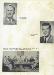 Page 7, 1953 Edition, Johnstown High School - Beacon Yearbook (Johnstown, OH) online yearbook collection