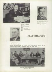 Page 6, 1954 Edition, Johnstown High School - Beacon Yearbook (Johnstown, OH) online yearbook collection