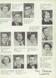 Page 7, 1954 Edition, Johnstown High School - Beacon Yearbook (Johnstown, OH) online yearbook collection