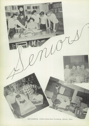 Page 10, 1956 Edition, Johnstown High School - Beacon Yearbook (Johnstown, OH) online yearbook collection