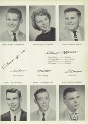 Page 11, 1956 Edition, Johnstown High School - Beacon Yearbook (Johnstown, OH) online yearbook collection