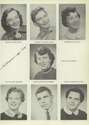 Page 13, 1956 Edition, Johnstown High School - Beacon Yearbook (Johnstown, OH) online yearbook collection